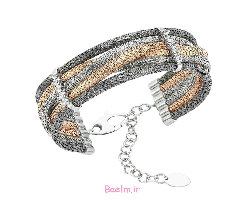 silver bracelet 7 Silver Bracelet Designs