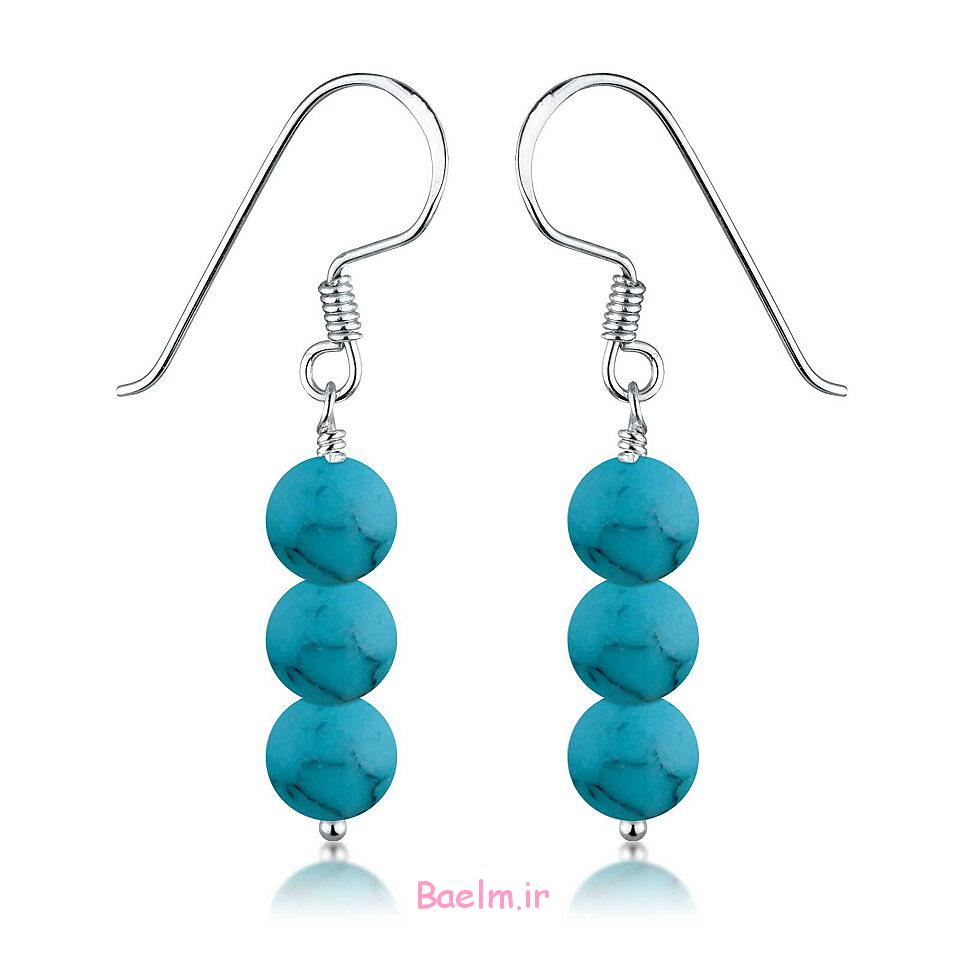turquoise earrings 10 Designs of Turquoise Earrings