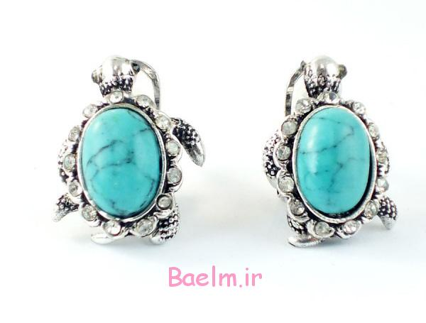 turquoise earrings 13 Designs of Turquoise Earrings