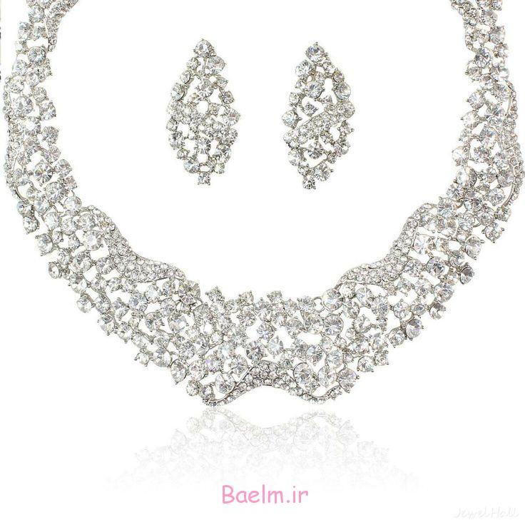 عکس هایی از مدل های جدید جواهرات زنانه (بسیار شیک و زیبا)