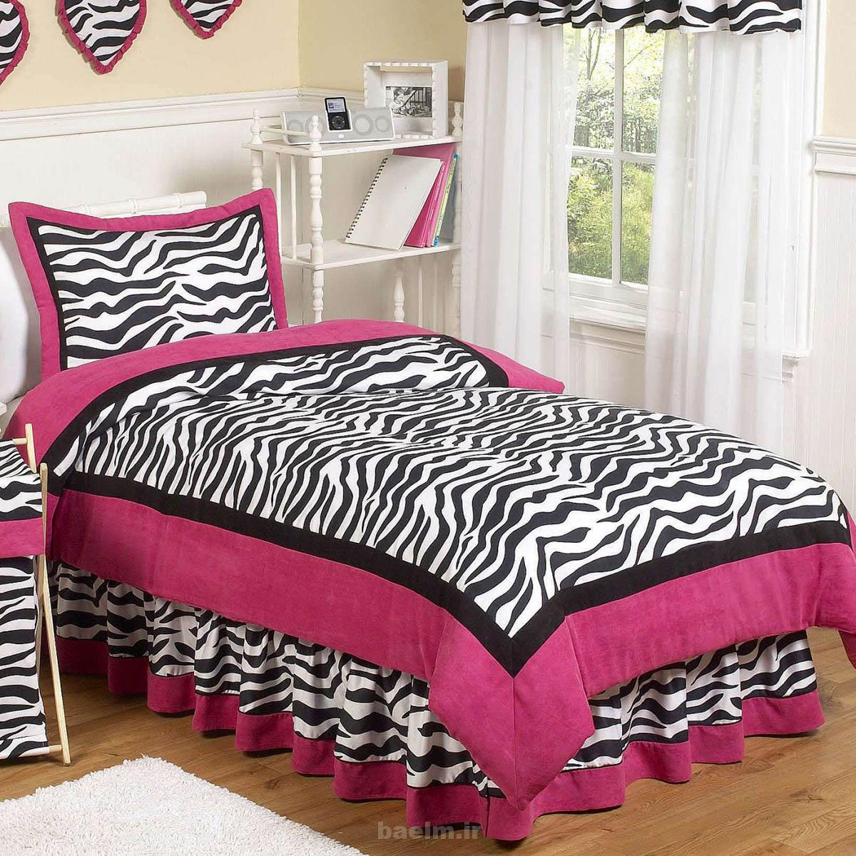 zebra print decor 1 Zebra Print Decor