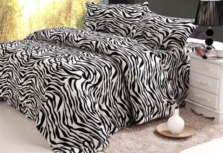 zebra print decor 3 Zebra Print Decor