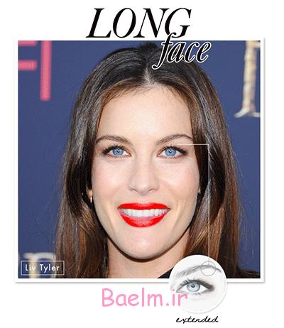 آرايش و زيبايي   راهنمايي انتخاب مدل ابرو متناسب با چهره شما