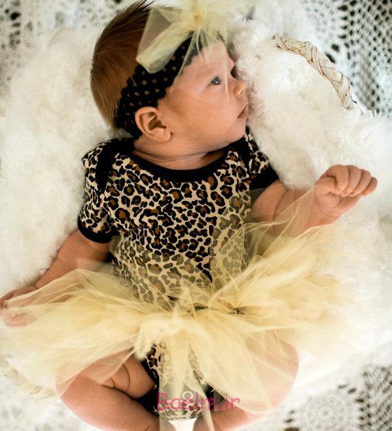 عکسهای جالب | مدل های زیبا از لباس نوزاد (عجیب و بامزه)