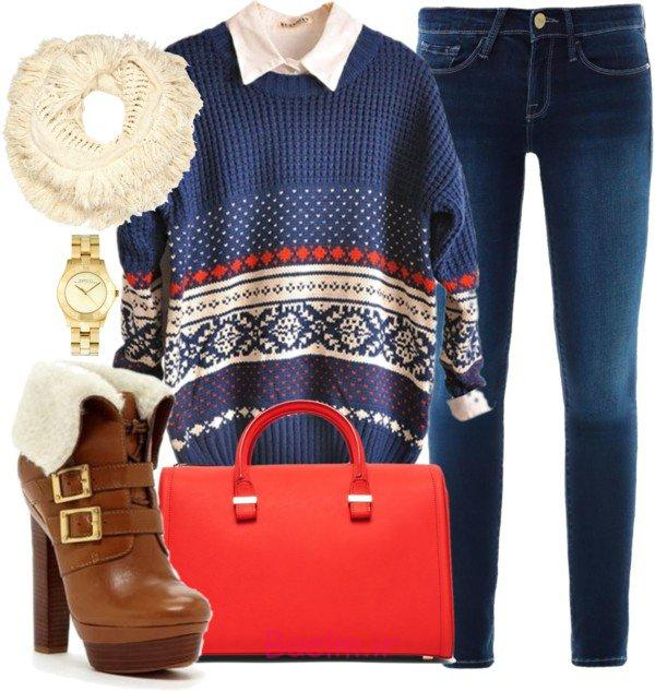 17 Wonderful Winter Polyvore Combinations