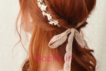 آرايش و زيبايي   پيشنهادهايي براي استفاده از رنگ موي مناسب فصل پاييز