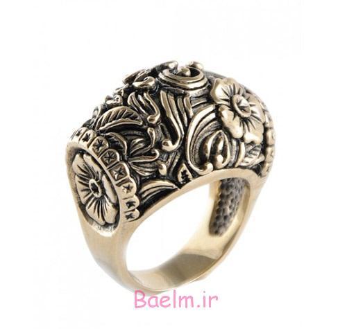 مدل جدید زیورآلات برند Barse , مدل انگشتر,مدل انگشتر سنگ,مدل انگشتر فیروزه,مدل دستبند,مدل دستبند دخترانه