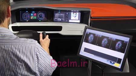 علمي   سیستمی برای هدایت خودرو با استفاده از حرکات چشم و نحوه حرکت عضلات صورت