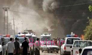 حوادث | انفجار تروریستی مقابل کاروان زائران در بغداد