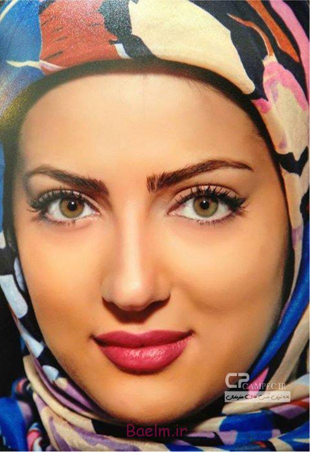 دنیای بازیگران | بیوگرافی هلیا امامی + عکس های زیبا