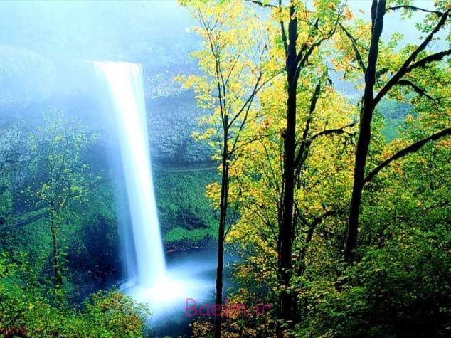 عکس های زیبا   25 تصویر ناب و قشنگ از طبیعت