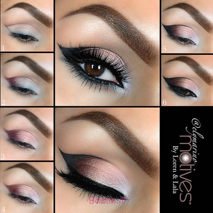 Top 20 Amazing Eye Makeup Tutorials You Must See 11 Top 20 Amazing Eye Makeup Tutorials You Must See