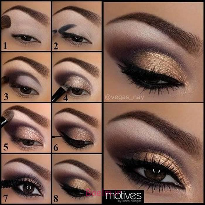 Top 20 Amazing Eye Makeup Tutorials You Must See 12 Top 20 Amazing Eye Makeup Tutorials You Must See