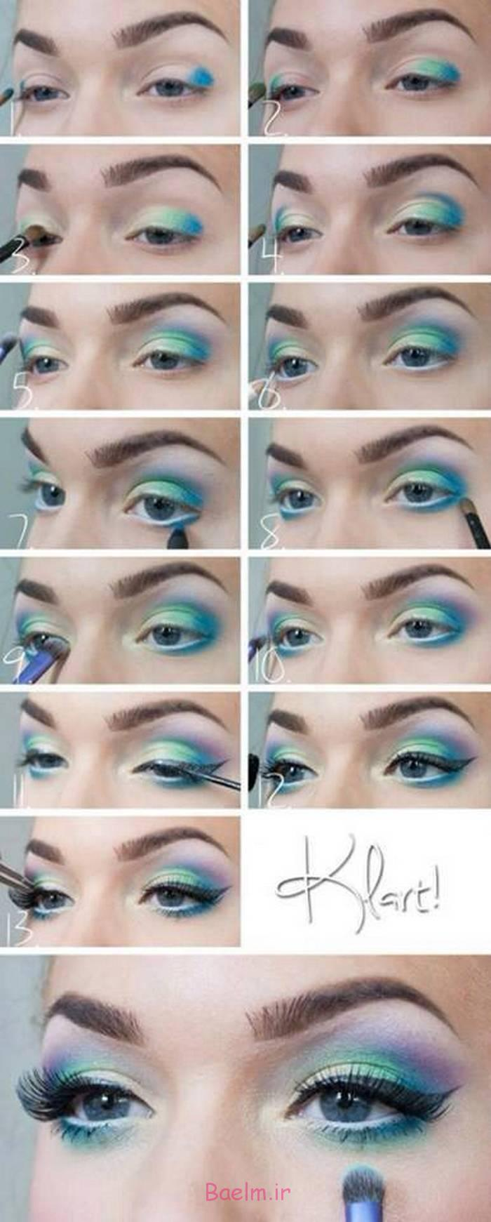 Top 20 Amazing Eye Makeup Tutorials You Must See 13 Top 20 Amazing Eye Makeup Tutorials You Must See