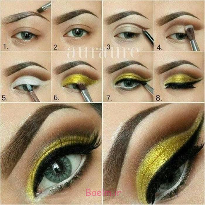 Top 20 Amazing Eye Makeup Tutorials You Must See 15 Top 20 Amazing Eye Makeup Tutorials You Must See
