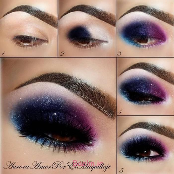 Top 20 Amazing Eye Makeup Tutorials You Must See 16 Top 20 Amazing Eye Makeup Tutorials You Must See