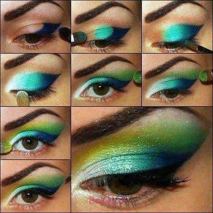 Top 20 Amazing Eye Makeup Tutorials You Must See 19 Top 20 Amazing Eye Makeup Tutorials You Must See
