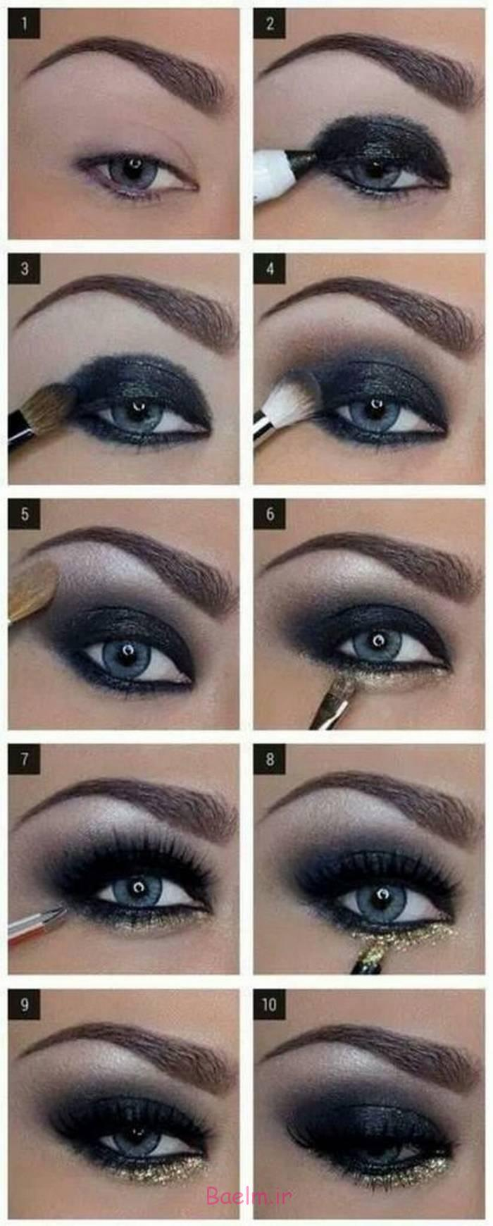 Top 20 Amazing Eye Makeup Tutorials You Must See 4 Top 20 Amazing Eye Makeup Tutorials You Must See
