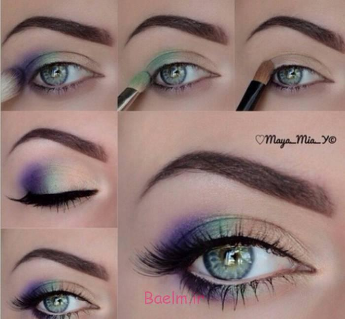 Top 20 Amazing Eye Makeup Tutorials You Must See 5 Top 20 Amazing Eye Makeup Tutorials You Must See