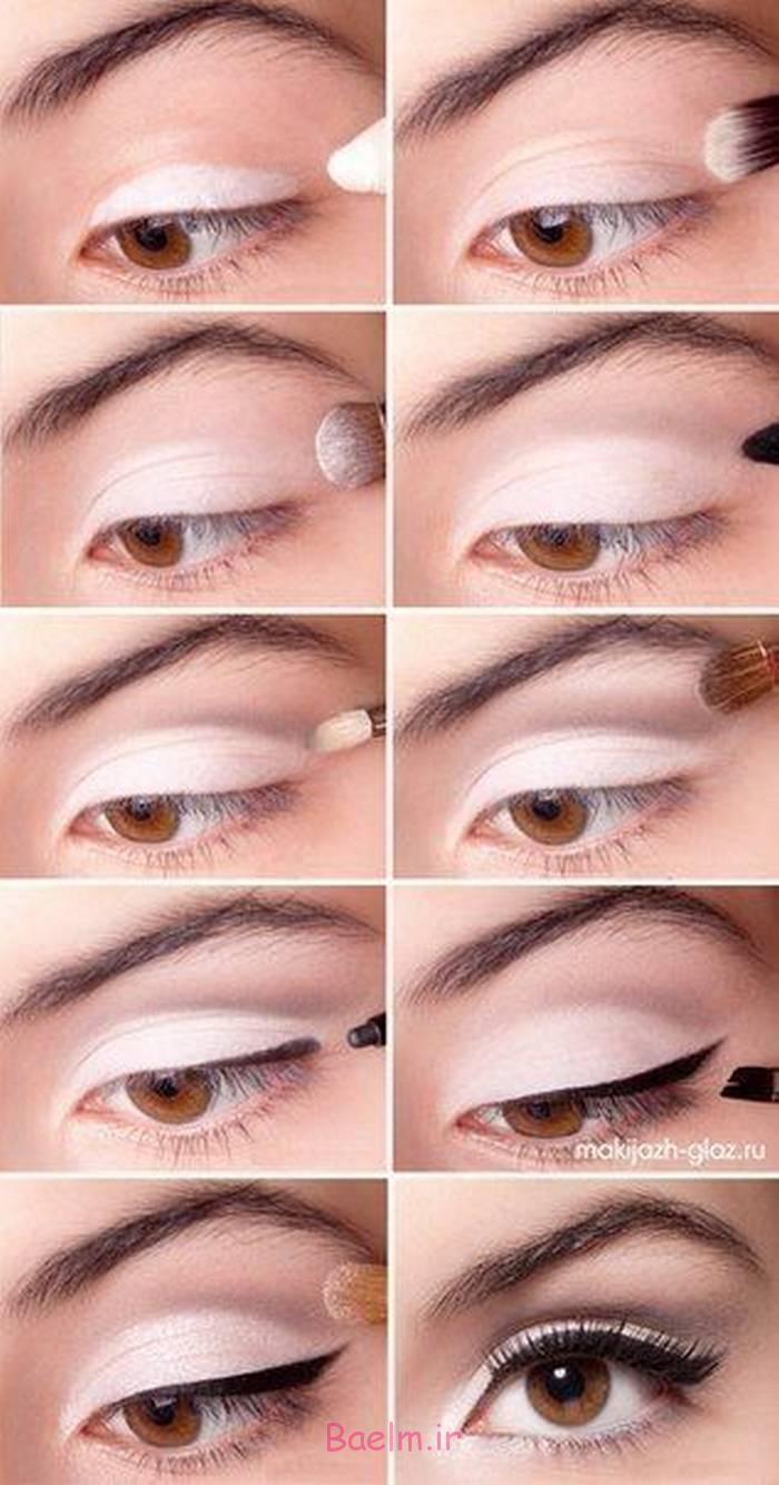 Top 20 Amazing Eye Makeup Tutorials You Must See 8 Top 20 Amazing Eye Makeup Tutorials You Must See