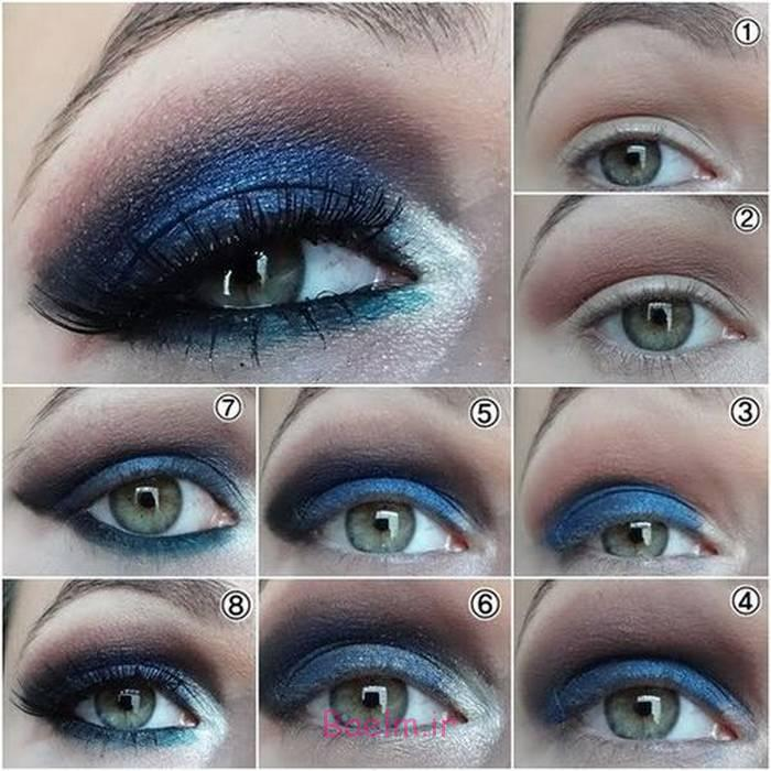 Top 20 Amazing Eye Makeup Tutorials You Must See 9 Top 20 Amazing Eye Makeup Tutorials You Must See