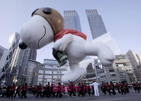 Snoopy Balloon