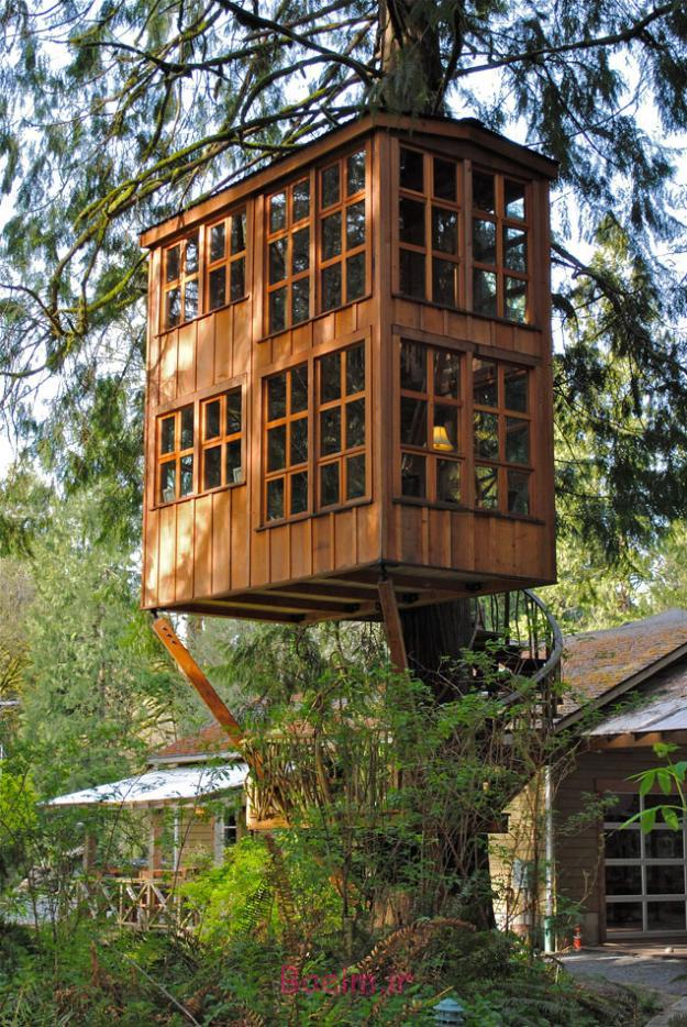 amazing tree house designs 19 Amazing Tree House Designs