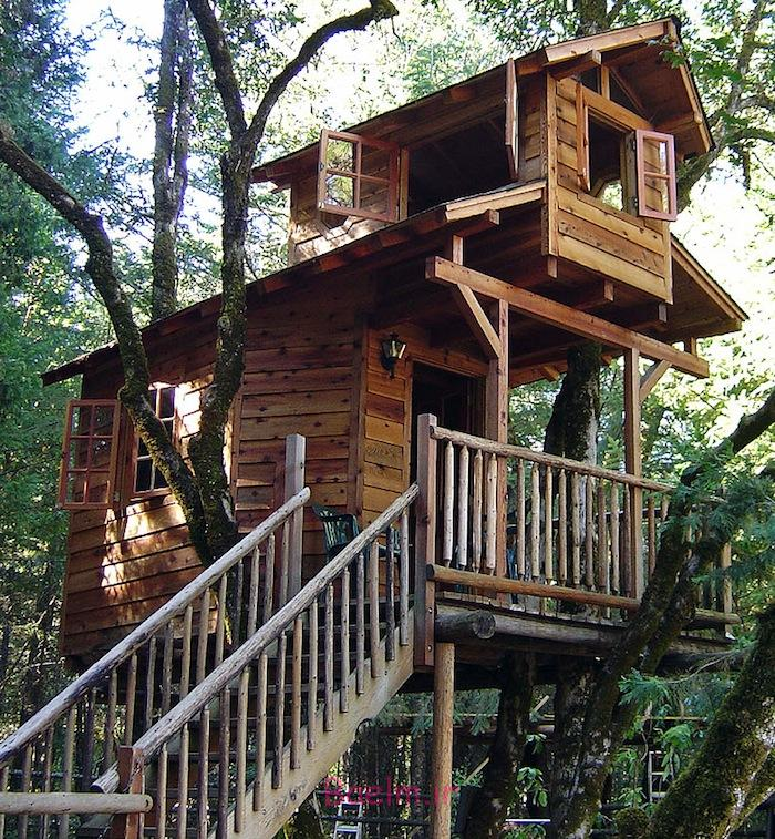amazing tree house designs 20 Amazing Tree House Designs
