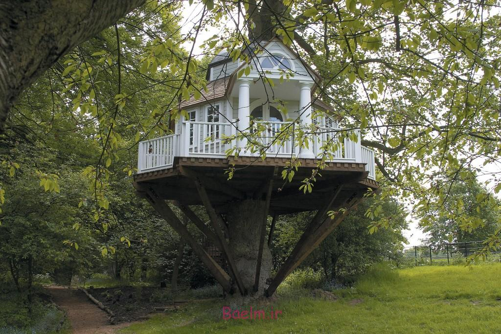 amazing tree house designs 7 Amazing Tree House Designs
