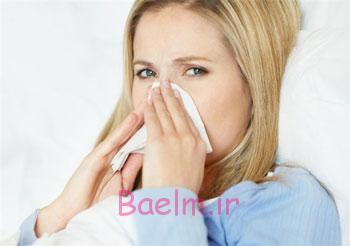 آنفلوآنزا در باردای,آنفلوآنزا و تب  در بادرای,خطرات آنفلوآنزا و تب  در باراری