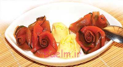 آموزش انواع مربا | طرز تهیه مربای هویج و خیار