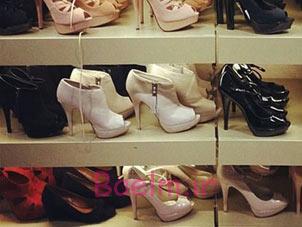 بانوان | توصيه هايي براي انتخاب بهترين و مناسب ترين كفش پاشنه بلند