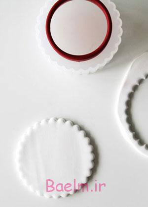 ساخت ظروف زیورآلات,نحوه درست کردن جاطلایی