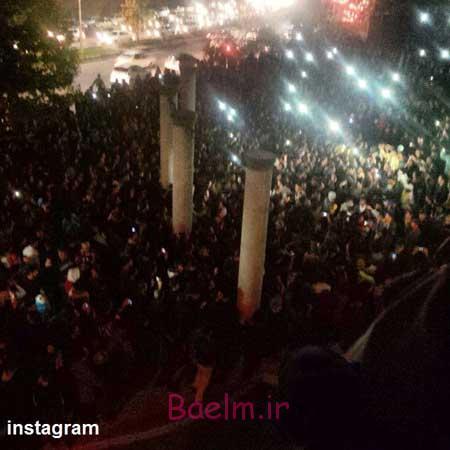 هنرمندان | تجمع هواداران پاشایی در سراسر کشور (+عکس)