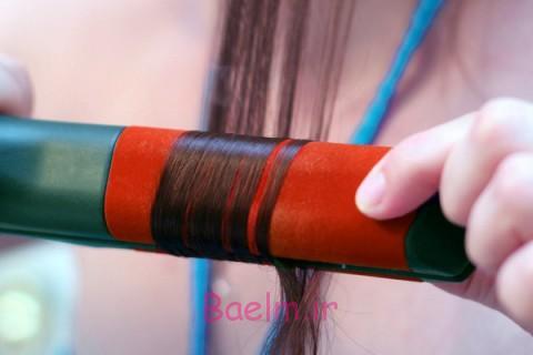 آرايش مو | بهترین درجه برای اتوهای صاف کننده، فر کننده و سشوارها