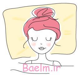 رازهایی برای بیدار شدن با موهای بی عیب و نقص