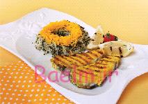 آموزش آشپزی | طرز تهیه استیک شیر ماهی (بسیار خوشمزه و مفید)