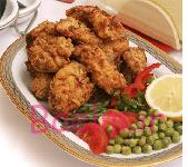 آموزش آشپزی | طرز تهیه فراید چیکن غذای ایتالیایی (مرغ سوخاری)