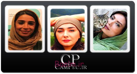 هنرمندان | عکس های جذاب از بازیگران زن ایرانی (سری 12)