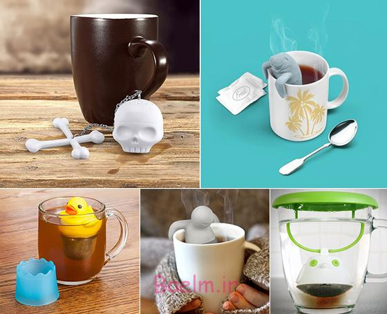 20 Cool and Creative Tea Infusers