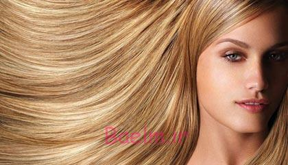 زيبايي مو | طرز تهيه ماسک ترمیمی برای موهای دکلره یا رنگ شده