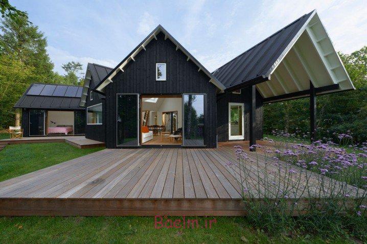 15 Modern Black House Designs