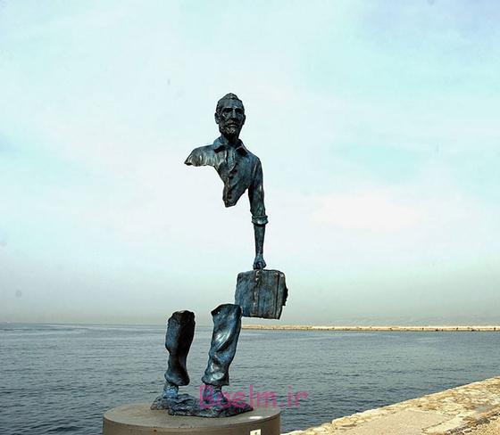 دیدنیهای شگفت انگیز | خلاقانه ترین مجسمه های جهان (بسیار جالب)