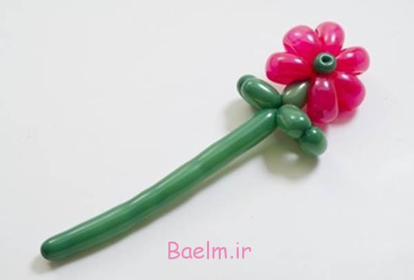 بالون دیزی گل 8