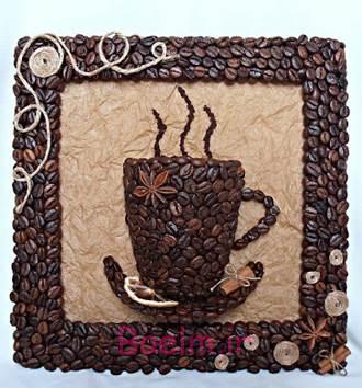 DIY 3D قهوه جام دیوار دکور 13