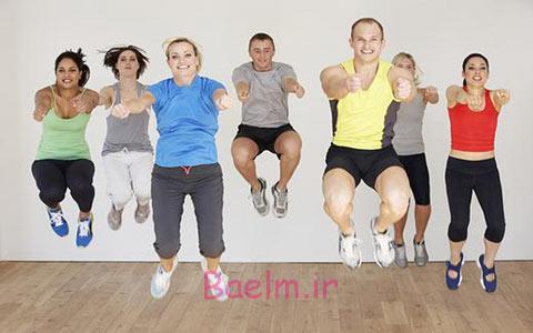 10 تکنیک تمرینی عضله سازی و مصرف انرژی بیشتر