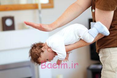 بهداشت كودك | اگر نوزاد دچار خفگي شد چه كنم ؟
