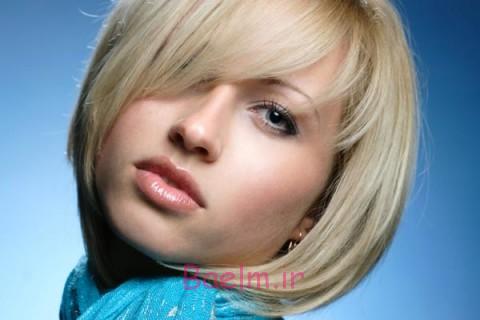 آرايش مو | نكاتي براي انتخاب بهترين مدل مو متناسب با مدل صورت شما