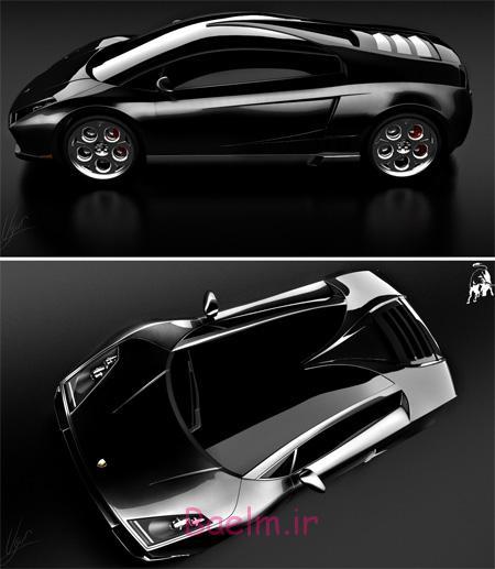 Lamborghini SPIGA Concept Car