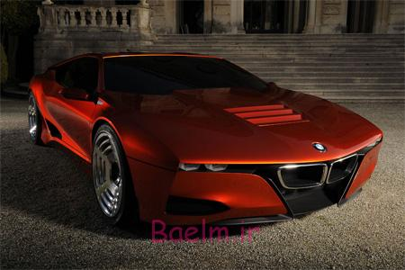 BMW M1 Concept Car